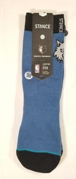 Stance NBA Minnesota Timberwolves M558D5WOLV